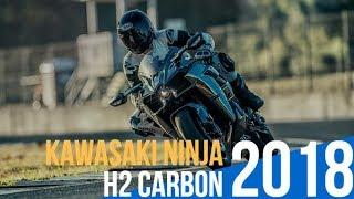 10. 2018 New Face Of Kawasaki Ninja H2 Carbon