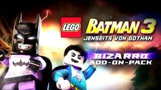 LEGO Batman 3 Bizarro Offizieller DLC Trailer [Deutsch] - (Xbox One) Game HD