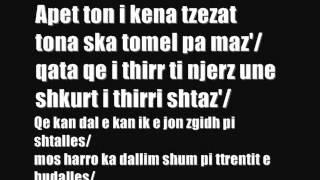 Unikkatil - Krejt Hajvan Instrumental [Remake] With Lyrics