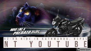 Yamaha SZ-RR Ride to Godawari(Nepal)