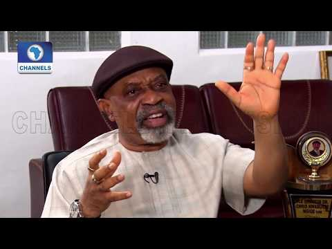 Why Igbos Should Support APC To Get Presidency In 2023 - Ngige Pt.2 |Roadmap 2019|