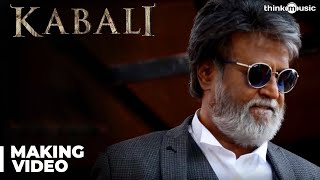 Kabali Tamil Movie Making | Rajinikanth