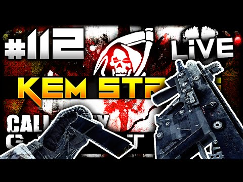 112 - Call of Duty: Ghosts Multiplayer - Vector KEM Strike Gameplay?! ☆ ALL