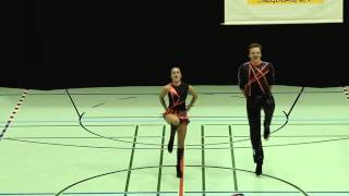 Ann-Cathrine Schulz & Florian Maiwald - 31. Rhein-Sieg-Cup 2013