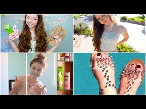 monthly - Thumbs UP if you like these videos! 👍 Things mentioned: Freeman Clay Facial Mask Sonia Kashuk neutral eyeshadow palette Maybelline Flash Clean makeup removi...