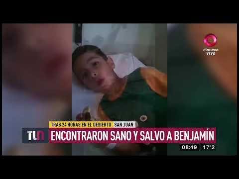 Niño de cinco años perdido sobrevive tras 24 horas en desierto de Argentina