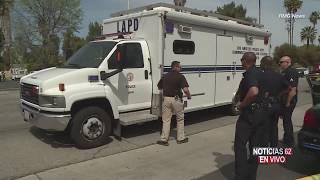 Sospechoso muerto y policías heridos - Noticias 62 - Thumbnail