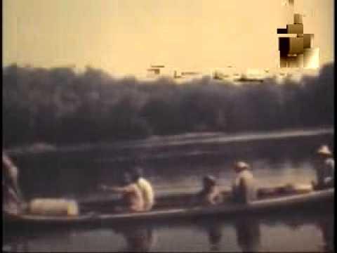 Amazonia, Rio Curuá, prospecção mineral em 1974