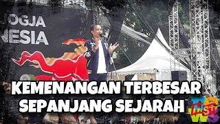 Video Jokowi Siap Raih Kemenangan Terbesar Sepanjang Sejarah MP3, 3GP, MP4, WEBM, AVI, FLV Maret 2019