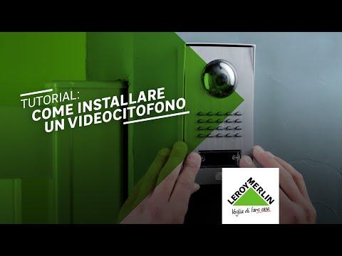 Come installare un videocitofono - Leroy Merlin