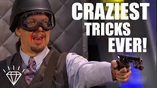 Video Top 10 Craziest Magic Tricks Ever Performed! MP3, 3GP, MP4, WEBM, AVI, FLV Maret 2019