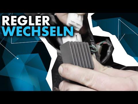 Anleitung: Roller Regler wechseln