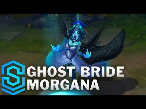 Morgana Oan Hồn Cô Dâu