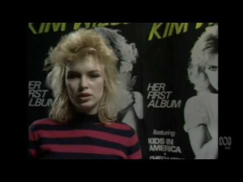 Countdown (Australia)- Kim Wilde Ident- April 11, 1982
