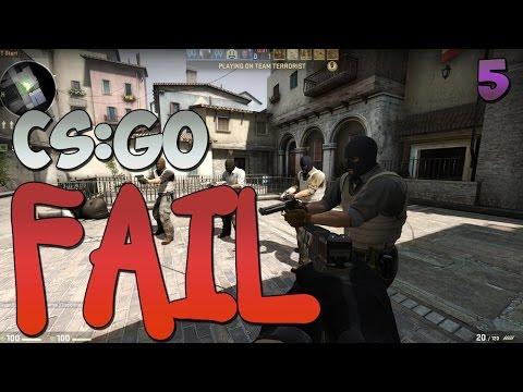 CS:GO FAIL #5 - Особо опасен!