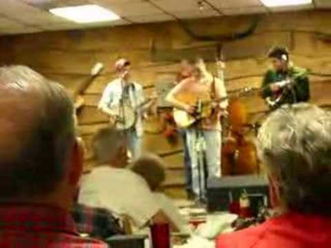 Sunny side Of The Mountain-The Bluegrass Parlor Band
