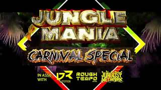 Jungle Mania Carnival Special : Sunday 27th August, Bank Holiday Weekend (No Work Monday) The Coronet, 28 New Kent ...