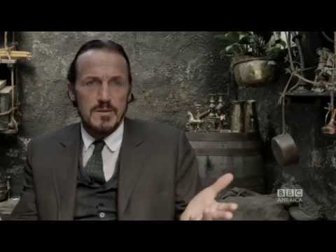 Ripper Street Season 3 Insider - Train Wreck