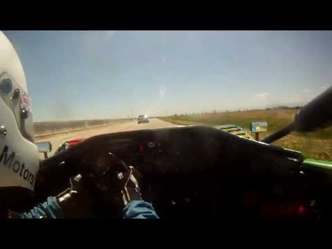 Drakon Track I 2013 - Nikifor Banevski /Radical On Board/