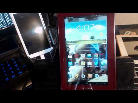 Galaxy Tab 2 review (Garnet Red Edition)