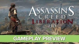 Видео Assassin's Creed Liberation HD