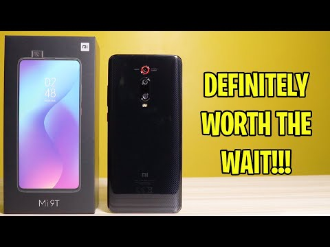 Xiaomi Mi 9T (Redmi K20) - DEFINITELY WORTH THE WAIT!!!