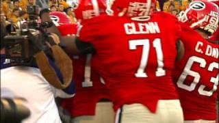 A.J. Green Touchdown vs. LSU 2009
