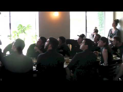 Cal Poly on the 2014 NCAA Division I Baseball Selection Show