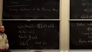 Lecture 12 | MIT 6.832 Underactuated Robotics, Spring 2009