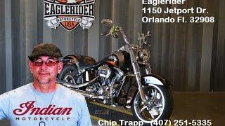 7. 2011 Harley Davidson Softail CVO