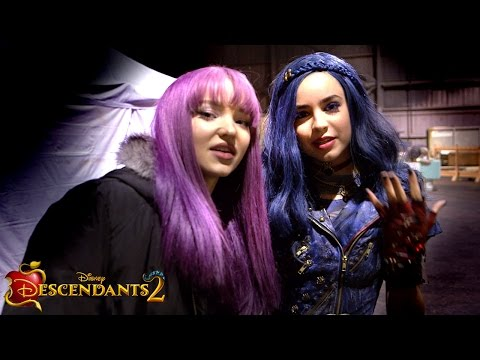 Descendants 2 (Behind the Scenes 'Ways to Be Wicked')
