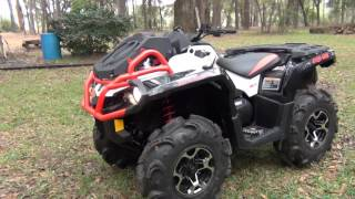 7. Can Am 2016 Xmr 650