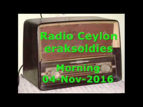 Video Radio Ceylon 04-11-2016~Friday Morning~03 Purani Filmon Ka Sangeet download in MP3, 3GP, MP4, WEBM, AVI, FLV January 2017