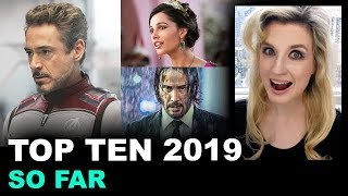 Top Ten Movies of 2019 - So Far! by Beyond The Trailer