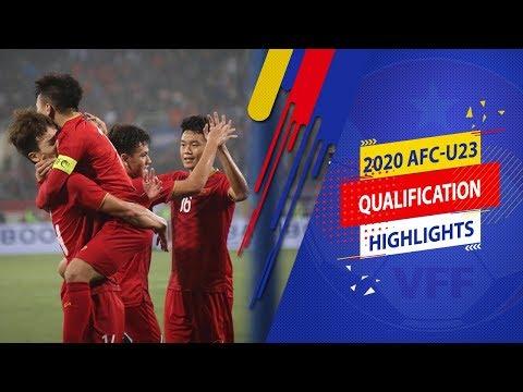 Hủy diệt U23 Thái Lan, U23 Việt Nam hiên ngang tiến vào VCK U23 châu Á 2020 | VFF Channel - Thời lượng: 6 phút, 41 giây.