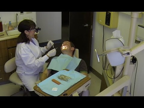 dentist - Pranking my dental hygienist with a mouthful of OREOS! MORE PRANKS! http://bit.ly/MFpranks DOUCHEBAGGERY PLAYLIST: http://bit.ly/D-bag FACEBOOK GIVEAWAYS! ht...