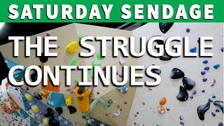 Saturday Sendage - Continuing with the Project +  Yorrick and Wolter Join Me !!! by Verticalife