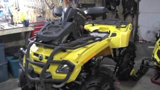 2. What To Look For When Servicing Your Canam.