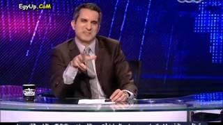 الجزء الاول من الحلقة حلقة +18 بجد تحليل باسم يوسف لخطاب الرئيس و افلاس مصر