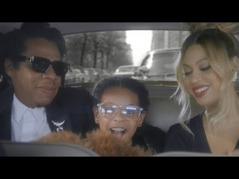 Watch Blue Ivy CRASH Beyonce and JAY-Z's Romantic Date