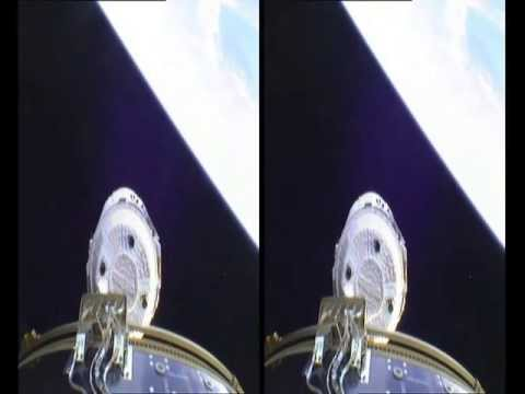 4 - ATV-4 release sequence in 3D taken from ESA's ATV-4 launch recorded with the Sterex experiment. These images provide a stunning view of Europe's cargo vesse...
