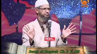 Ask Dr Zakir Naik - Oneness Of God