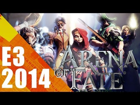 Arena of Fate Playstation 4