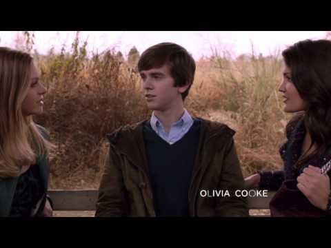 Bates Motel - Episode 1 (First You Dream, Then You Die) - Car Scene