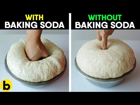 4 Alternatives To Baking Soda For Cooking