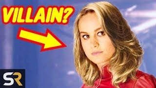 Video 8 Captain Marvel Theories So Crazy They Might Be True MP3, 3GP, MP4, WEBM, AVI, FLV Agustus 2018