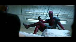 Deadpool 2016  Funny Scenes Where Is Francis 1080p HD