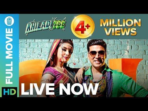 Khiladi 786   Full Movie LIVE on Eros Now   Akshay Kumar, Asin & Mithun Chakraborty
