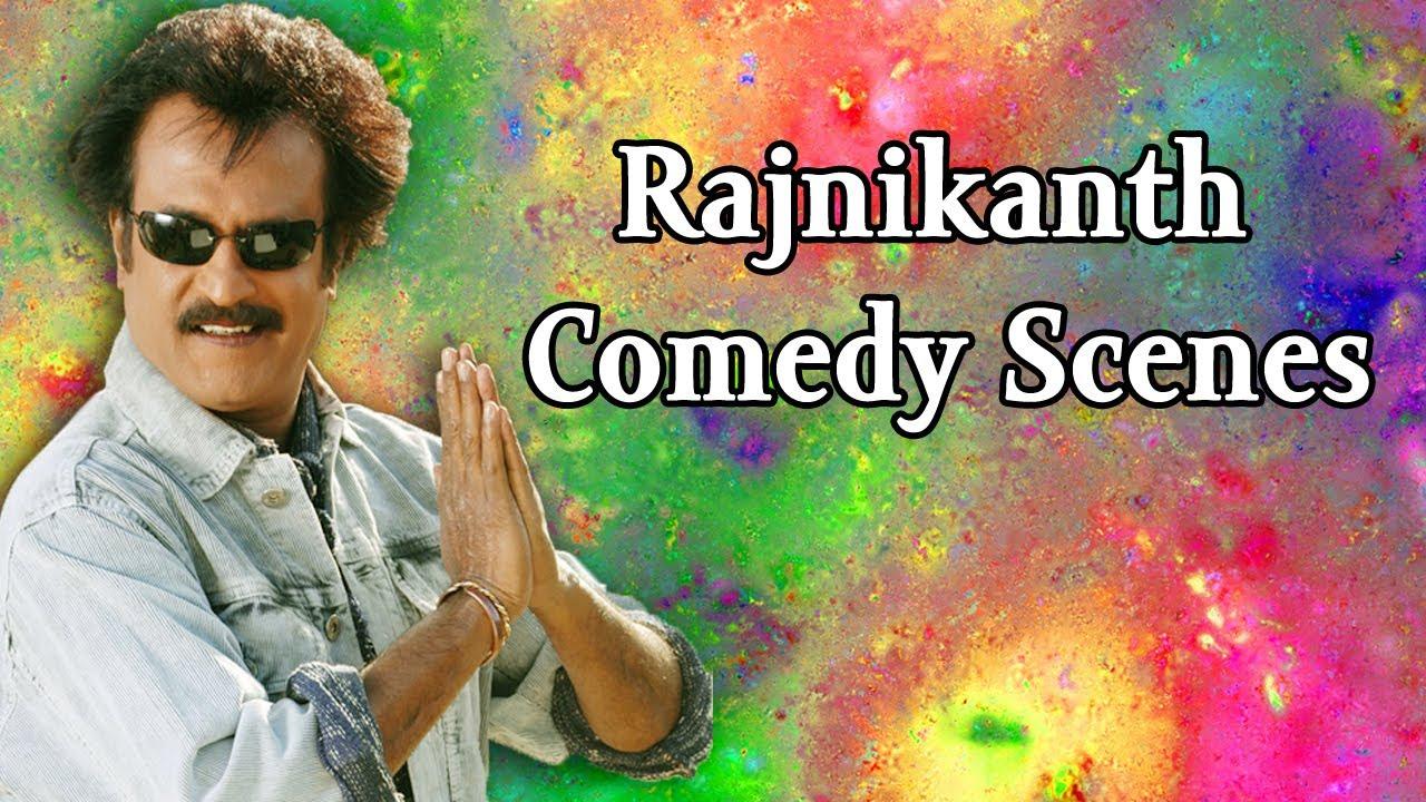 Rajnikanth Comedy – 44 – Tamil Movie Superhit Comedy Scenes