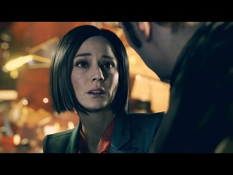 quantum - https://www.facebook.com/QuantumBreak Actual playable scene from Quantum Break, running realtime in-engine. Meet Jack Joyce, our desperate hero, a survivor o...